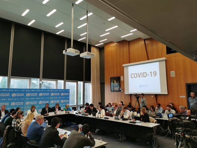 The World Health Organisation has been described as 'critical' to coordinating global efforts against Covid-19