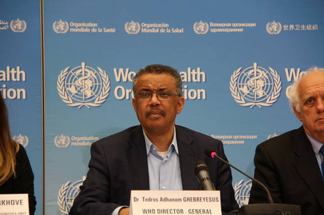 Tedros Adhanom is the Director General of the WHO