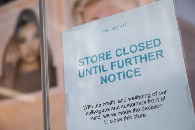 Primark have reportedly gone from making £650million a month to £0 as they have no online store