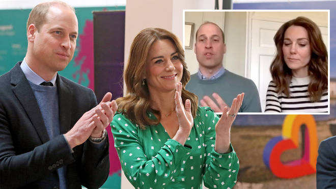 Kate Middleton and Prince William have backed the Our Frontline scheme