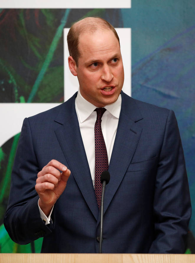 Prince William said: 'Catherine and I, together with The Royal Foundation, will do all we can to support Our Frontline'