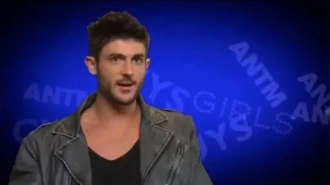 Matthew appeared on ANTM in 2014