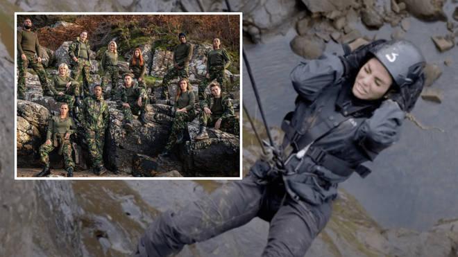 Where is Celebrity SAS: Who Dares Wins set?