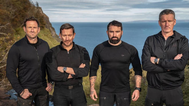 This year's celebrity SAS: Who Dares Wins in set on a Scottish Island