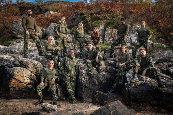 Twelve celebrities are enduring the physically and mentally draining SAS training, including stars Katie Price, Jack Maynard, Joey Essex and Lauren Steadman