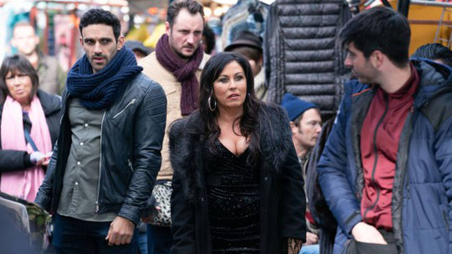 Kat Slater hasn't been seen in EastEnders for a month