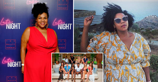 The Too Hot To Handle narrator is Desiree Burch