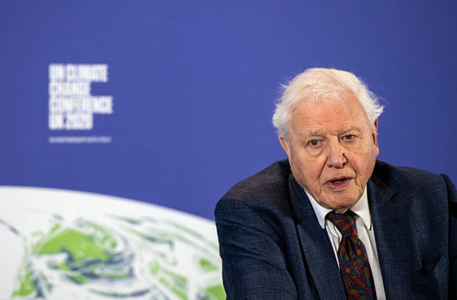 David Attenborough will be teaching Geography