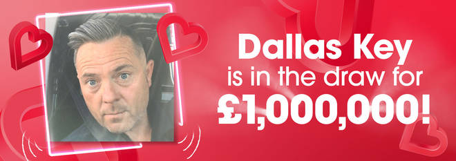 Dallas Key is in the draw!