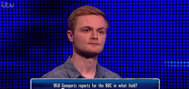 Ollie didn't have a good start on The Chase