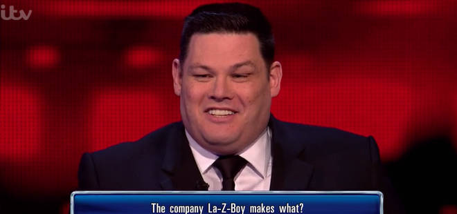 Mark Labbett offered Ollie -£2k on The Chase