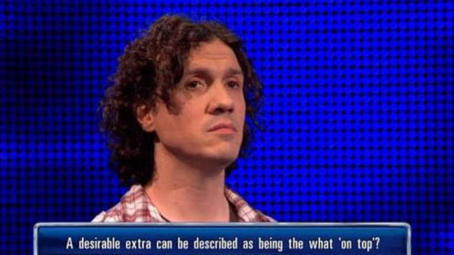 Darragh Ennis appeared on The Chase in March 2017