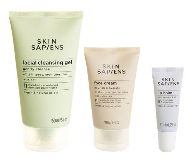 Face Care Set by Skin Sapiens