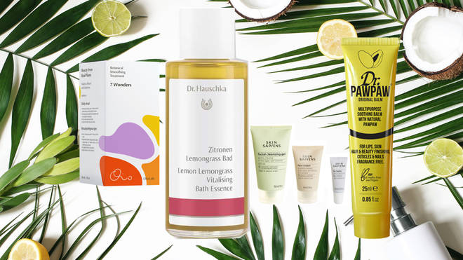 Give yourself an at-home pamper session with these products
