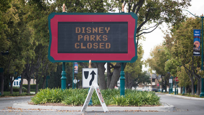 Disney parks could bring in temperature checks at the gates when they reopen