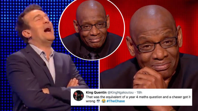 Shaun shocked fans after faltering on an easy maths question.