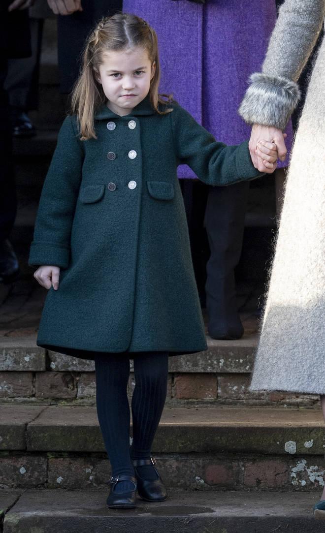 Princess Charlotte will turn 5 on Saturday 2nd May.