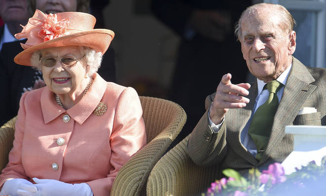 The Queen and Prince Philip will celebrate their great granddaughter's birthday on Zoom, reports say.