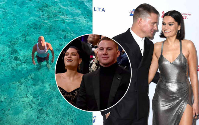 The celebrity couple have sparked rumours