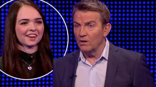 Bradley Walsh accepted an unusual answer on The Chase