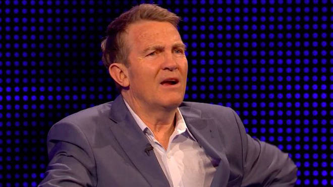 Bradley Walsh was criticised on The Chase