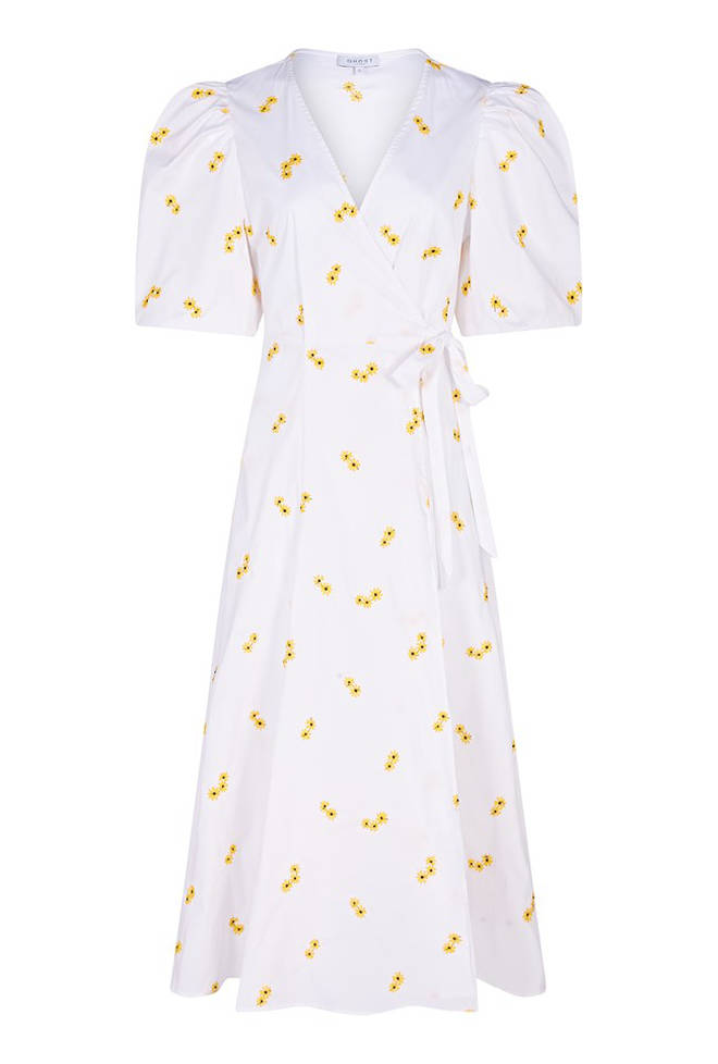 Holly Willoughby's daisy dress is £169 from Ghost