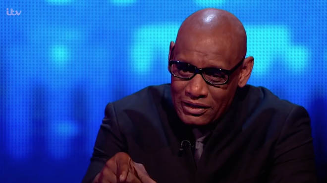 Shaun Wallace is one of the chasers on hit game show The Chase, nicknamed the 'dark destroyer'