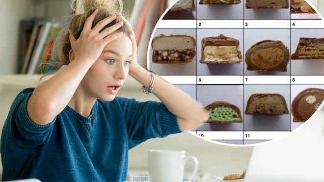 This chocolate quiz has left people doubting how much they love their chocolate bars