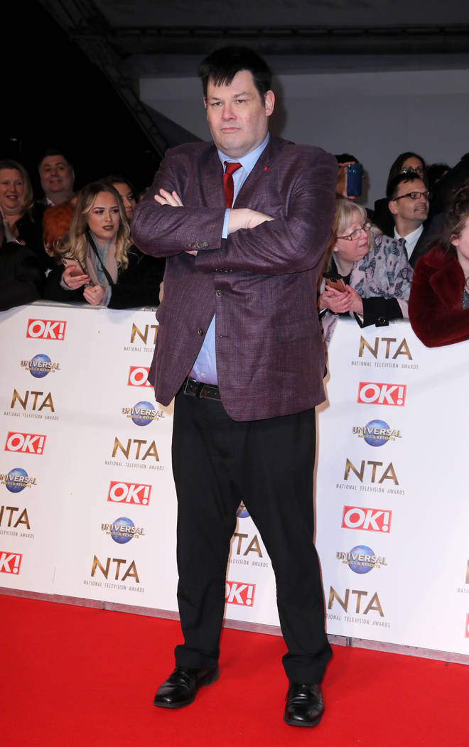 Mark Labbett Weight Loss How The Chase Star Achieved His Dramatic Transformation Heart