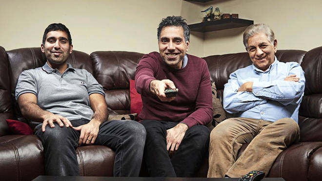 The Siddiquis on Gogglebox