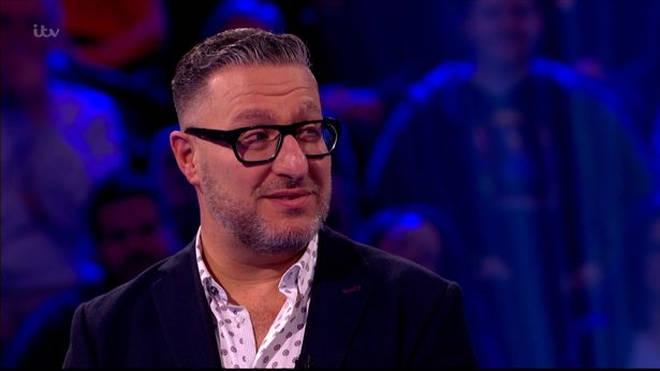 The contestant's claim made everyone laugh