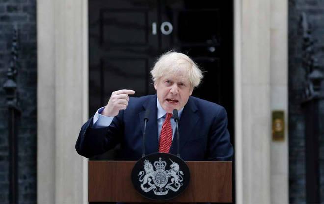 PM Boris Johnson has battled the coronavirus