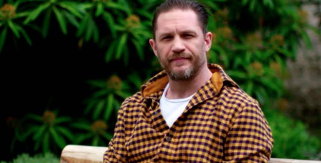 Tom Hardy returned to CBeebies