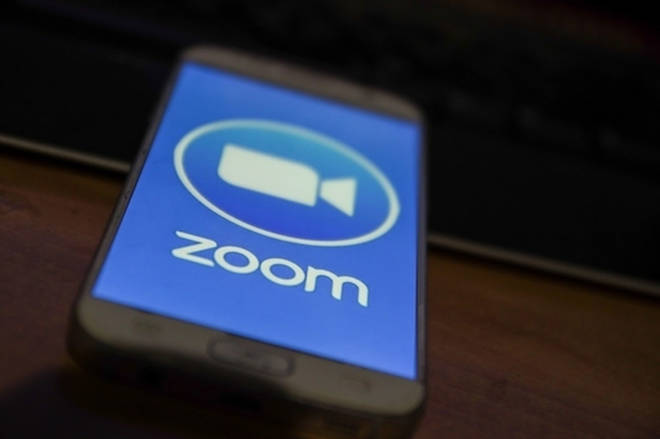 Many people have been staying connected with friends on Zoom