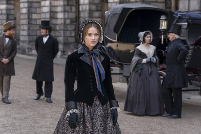 Alice Eve starred as Susan Trenchard in Belgravia