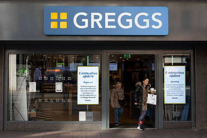 Greggs will finally be reopening