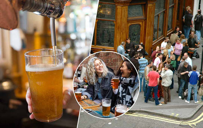 Brits will be raring to get back into the pubs when lockdown lifts