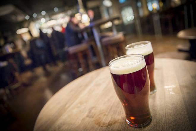 Brits hope pubs will re-open soon