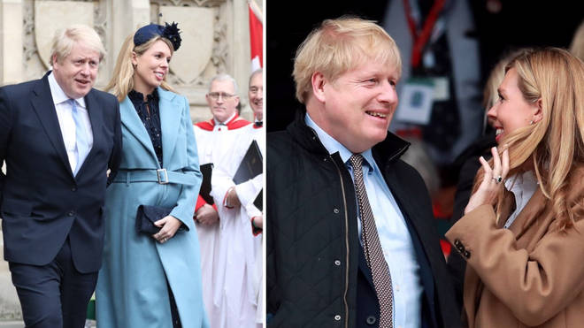 Boris Johnson and Carrie Symonds have welcomed a baby boy
