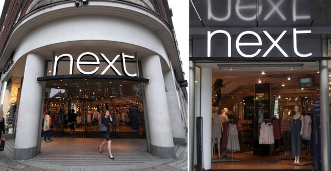 Next has unveiled plans to reopen some stores