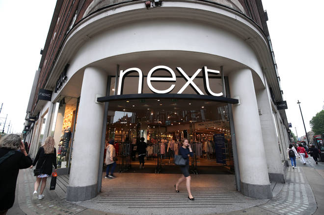 Next has announced plans to reopen some of its stores