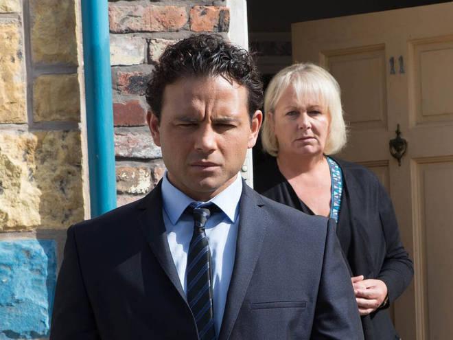 Ryan Thomas played Jason Grimshaw in Coronation Street