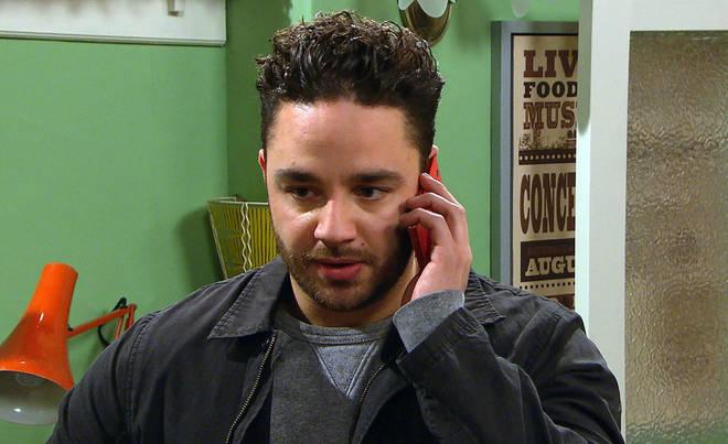 Adam Thomas starred as Adam Barton on Emmerdale