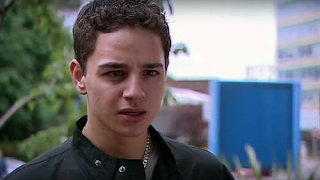 Adam first appeared on Waterloo Road in 2006