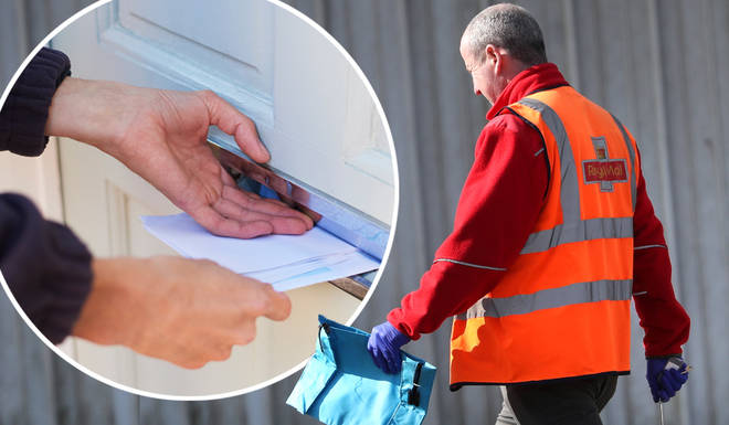 Royal Mail will not be delivering letters on Saturdays until further notice