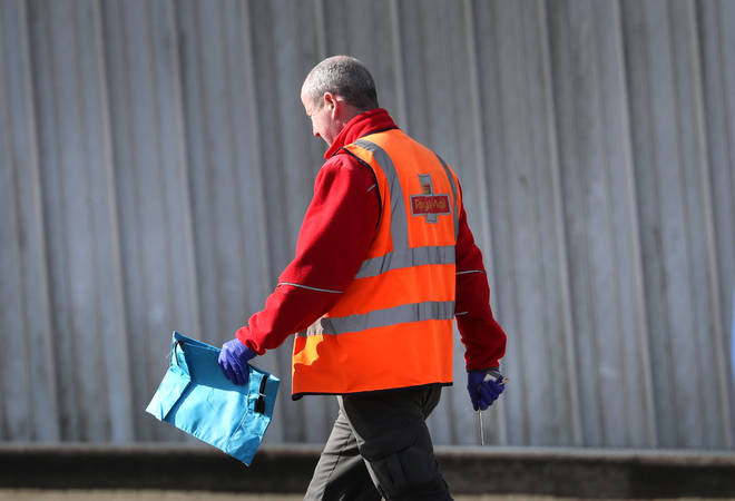 From this weekend, people will have to wait two days over the weekend for letter deliveries