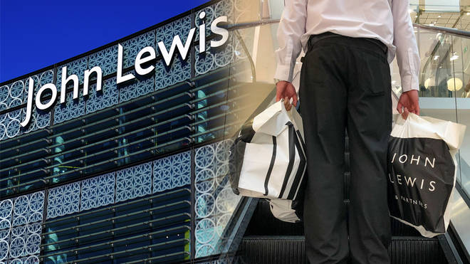 John Lewis are reportedly discussing which stores to keep open following the lockdown across the UK