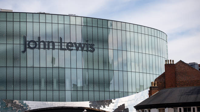 John Lewis currently have 50 stores across the UK
