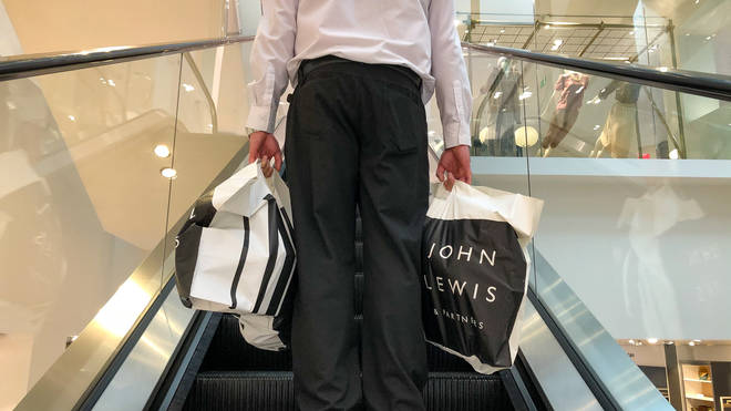 It is currently unknown how many stores John Lewis will reopen
