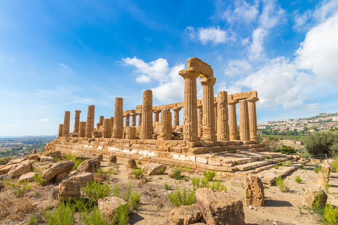 Sicily is also offering free tickets to archeological sites and museums